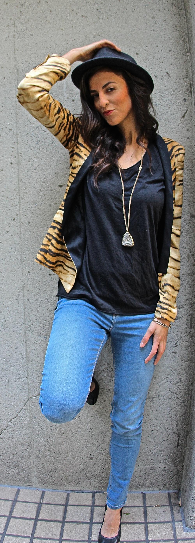 Exclusive shoot with model Iris Ofelia