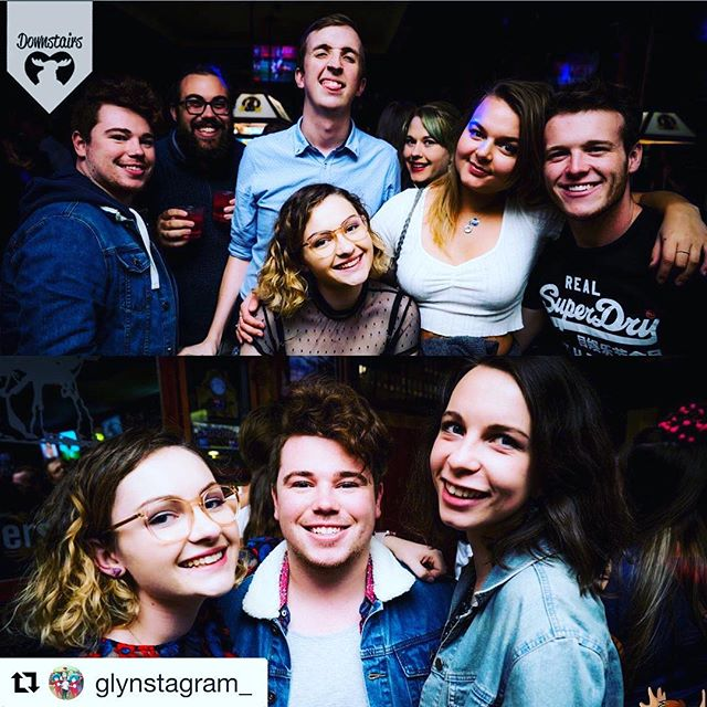 #Repost @glynstagram_ with @get_repost ・・・ When you're spotted at Moose twice in a week 😬 Good thing it was with beautiful people both times 💖 #squadgoals