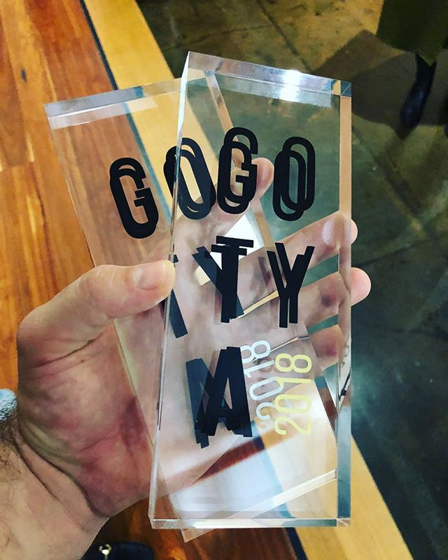 Winner of Industrial Design & overall graduate of the year for Victoria 🥇 . . . . #graduate #gotya #melbourne #victoria #rmit #industrialdesign #interactiveart #designinstituteofaustralia #art #design #installation #winner #award