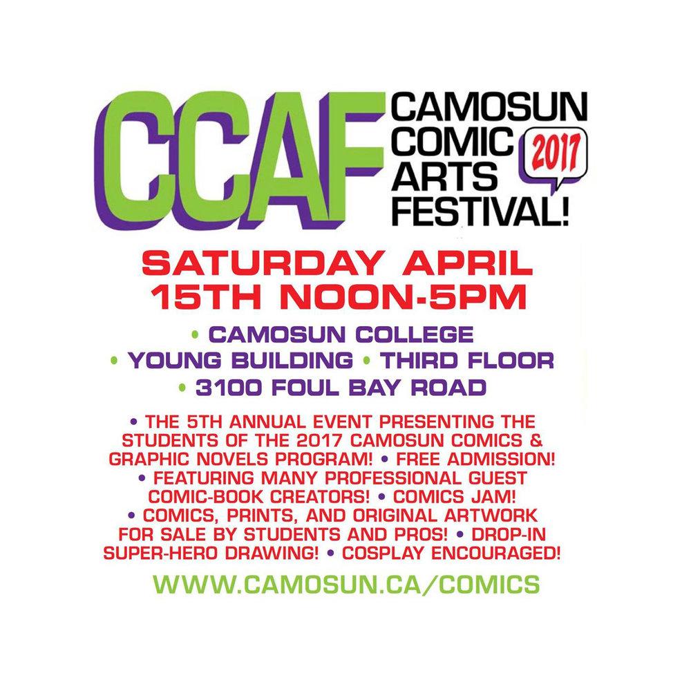 CCAF Info