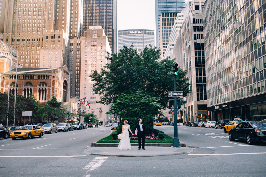 Drain Wedding | New York City