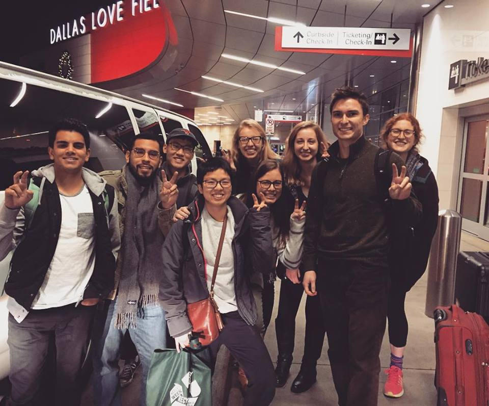 "Bailey and SMU students travelling to Seattle to volunteer with Lifelong, a ""food as medicine"" non-profit that focuses on getting nutritious food to people with chronic illnesses."