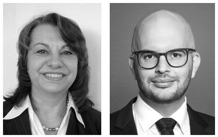 Neu im CCR-Team: Barbara Zäch & Benjamin Kaltwasser