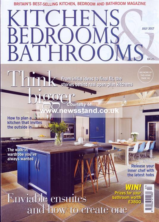 kitchen bedrooms & bathrooms - july 2017