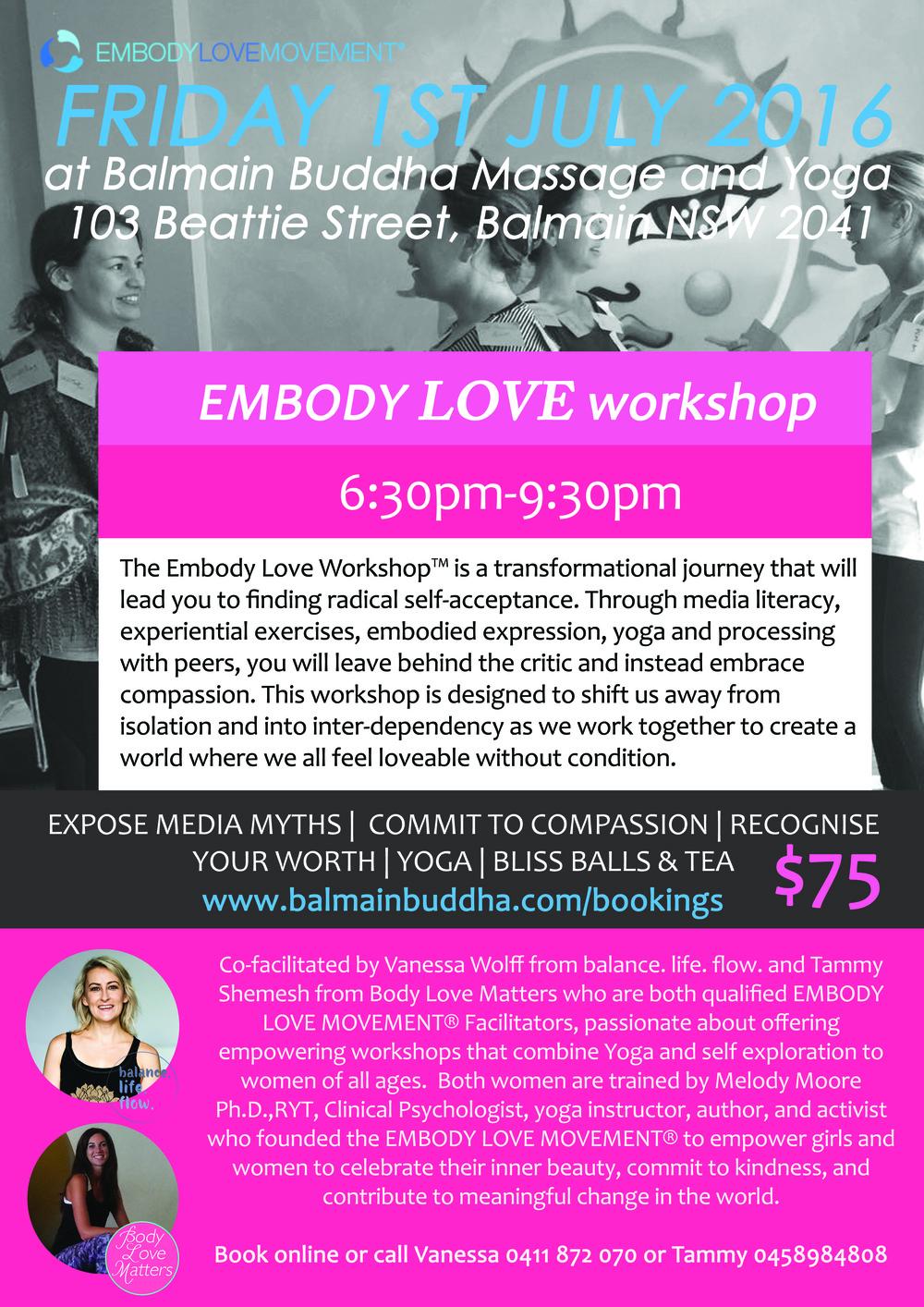 EmbodyLoveWorkshop
