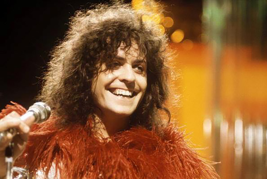 Bolan in late 1972