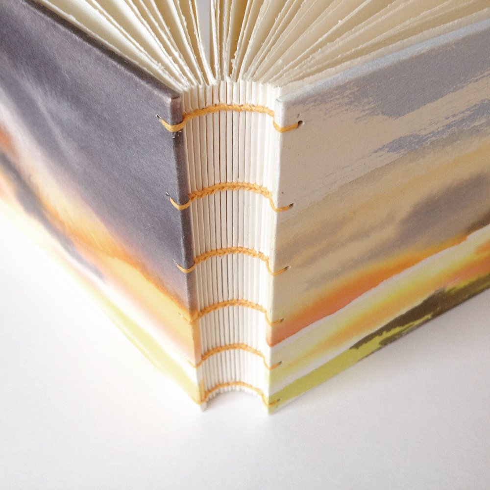 Artist bookbinding workshop - make your own sketch book