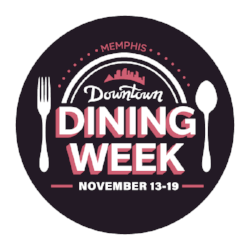 DOWNTOWN DINING WEEK   A WEEK DEDICATED TO DOWNTOWN RESTAURANTS OFFERING 2 COURSE LUNCH SPECIALS FOR $10.17 AND 3 COURSE DINNER SPECIALS FOR $20.17