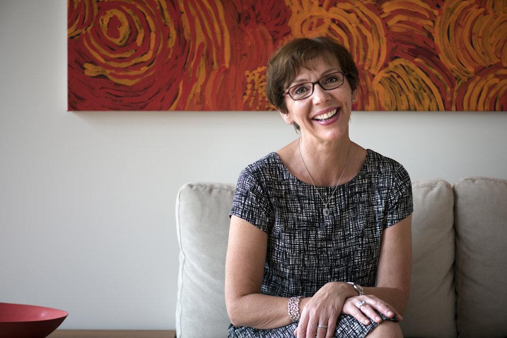 Christine, Founder