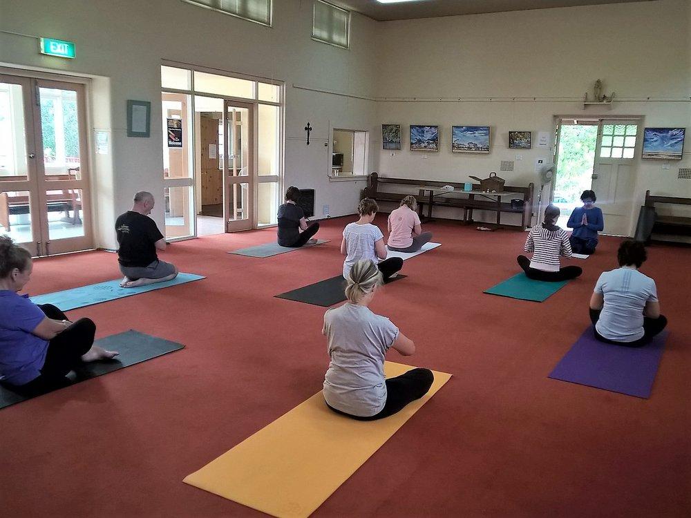 SantePlus Yoga Studio Thomas Street Nedlands