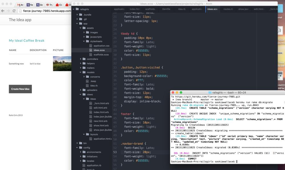 My code!