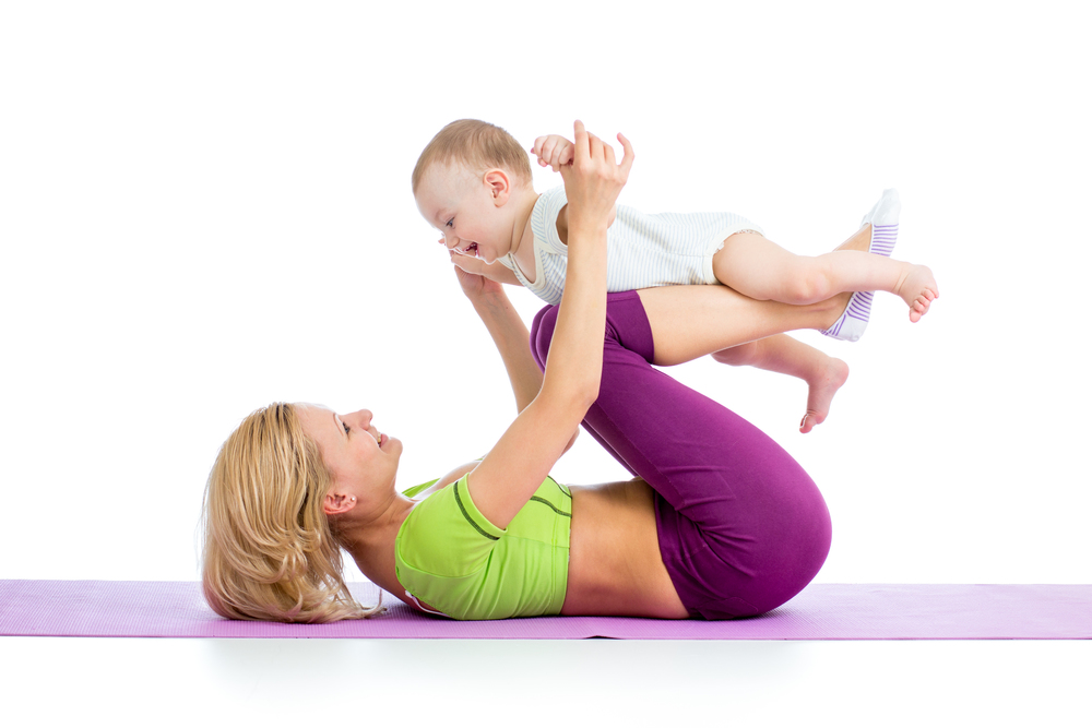 Get fitter and happier post birth. Our personal trainers are here at Limitless Life to help. muma