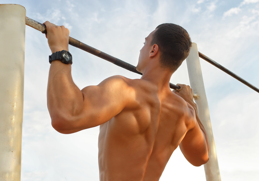 Pull ups can be tough. We can build you up to them at Limitless Life Amersham. Book some personal training today.