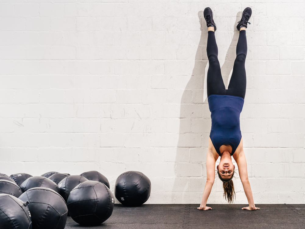 Howtodoahandstand