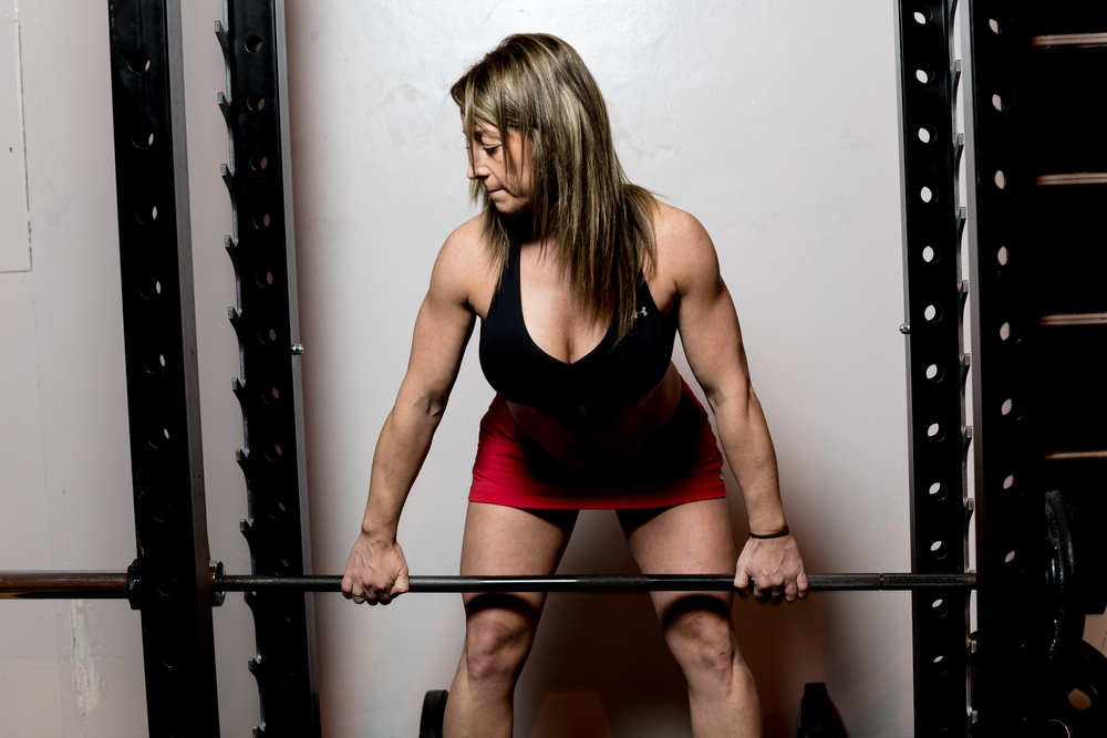 Lift heavier weights or perform more repetitions?
