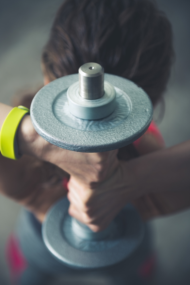 Weight lifting will help form an effective weight loss programme