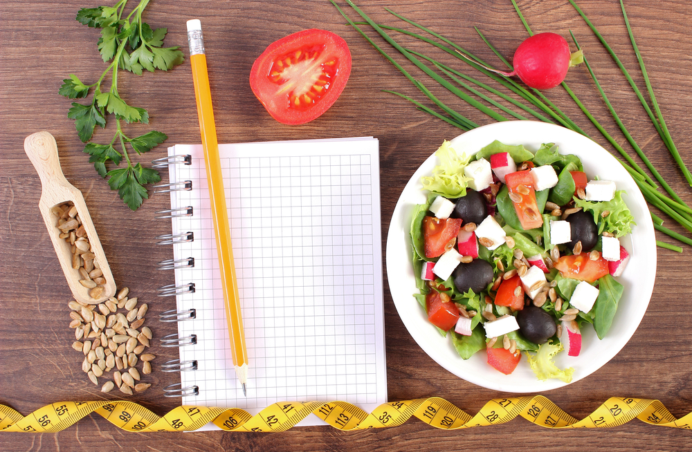 Planning your meals ahead is a great way to aid weight loss