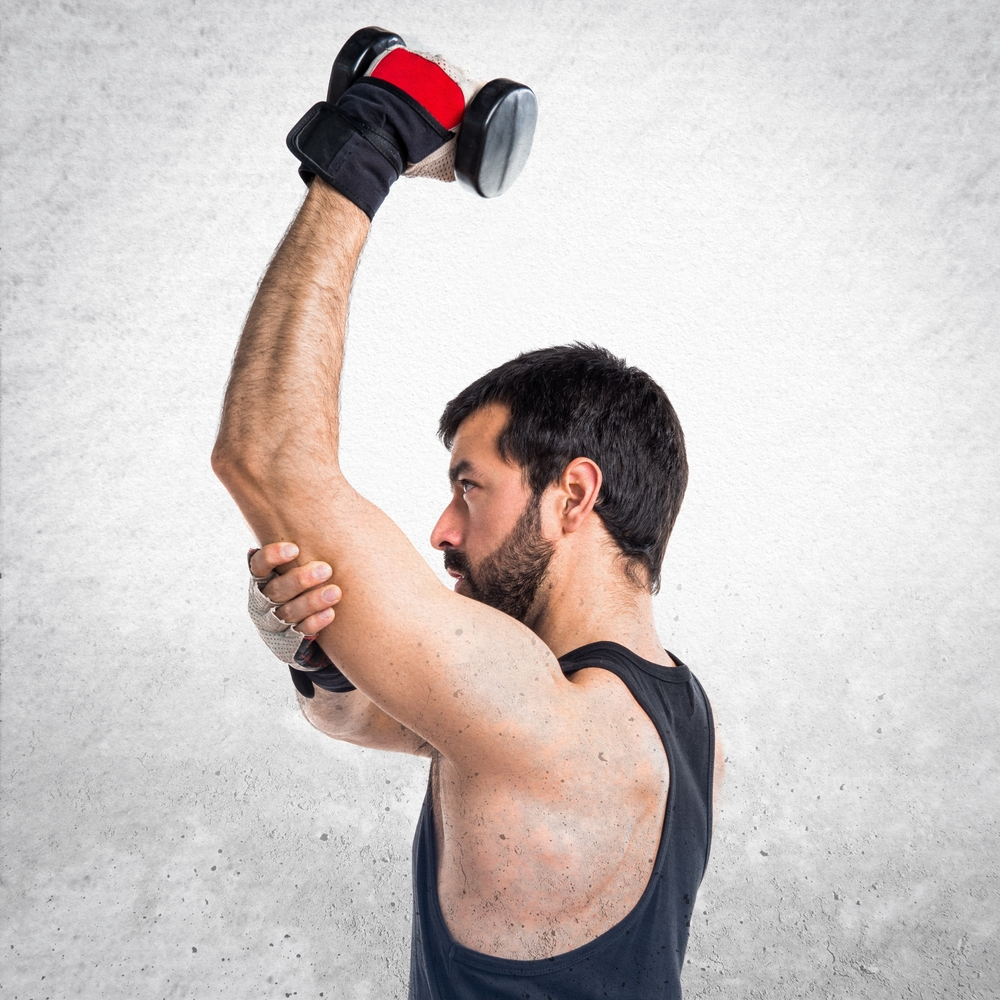 How to get toned upper arms, berkhamsted