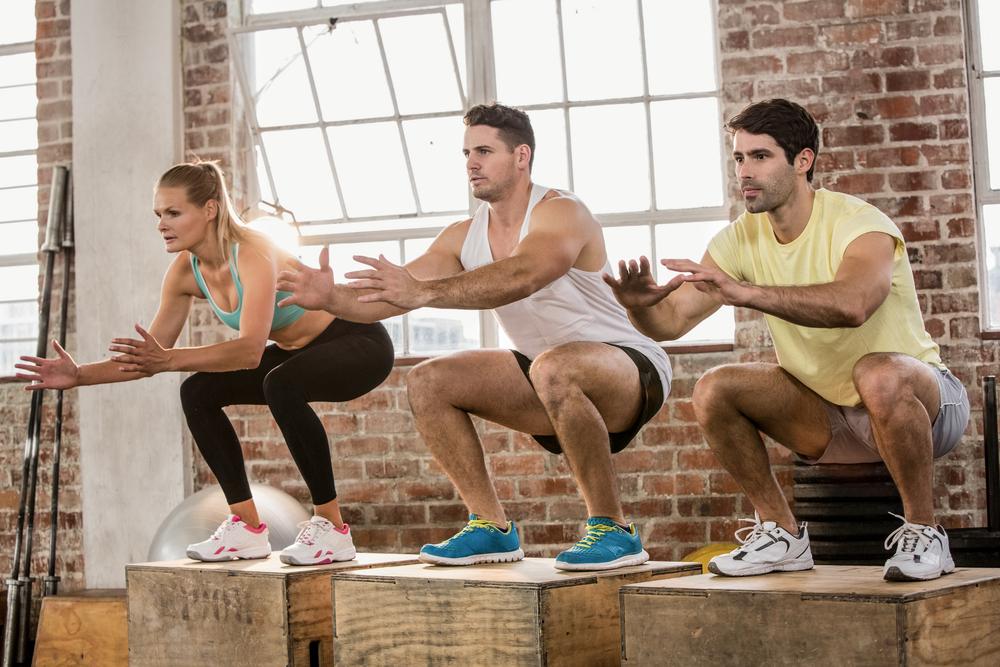 Men and women's fitness training, Buckinghamshire