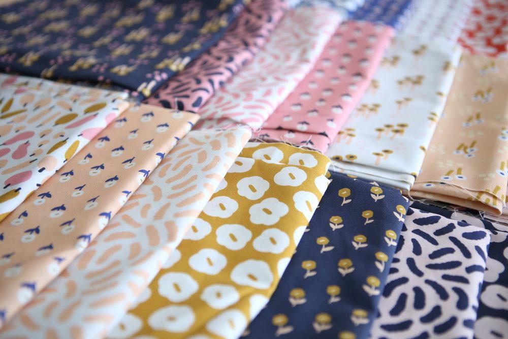 Fabric collection | PBS Fabrics