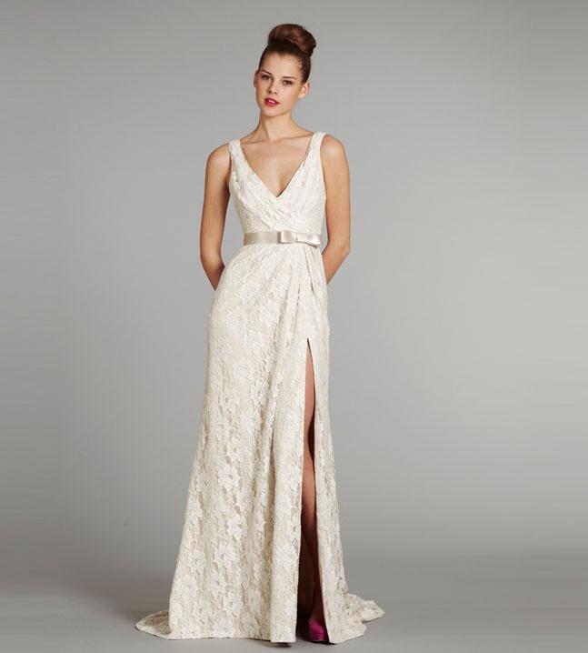 Marilyn Monroe Inspired Reception Dress