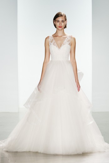 Tulle-bridal-ballgown-with-lace-neckline-nouvelle-amsale-lexi-348x522.jpg