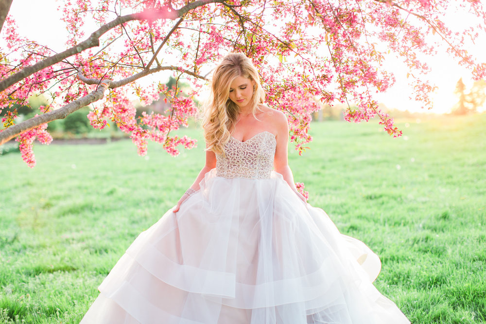 Josie Gown || Photo by Rachael McCall Photography || Styled Shoot