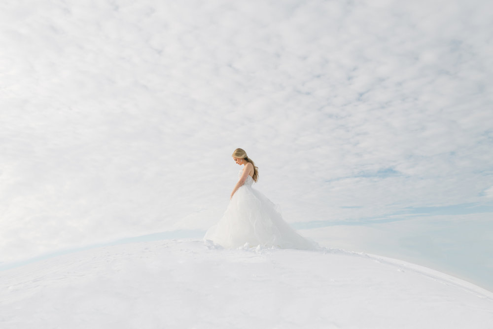 Chantelle Gown || Photo by Rachael McCall Photography || Styled Shoot