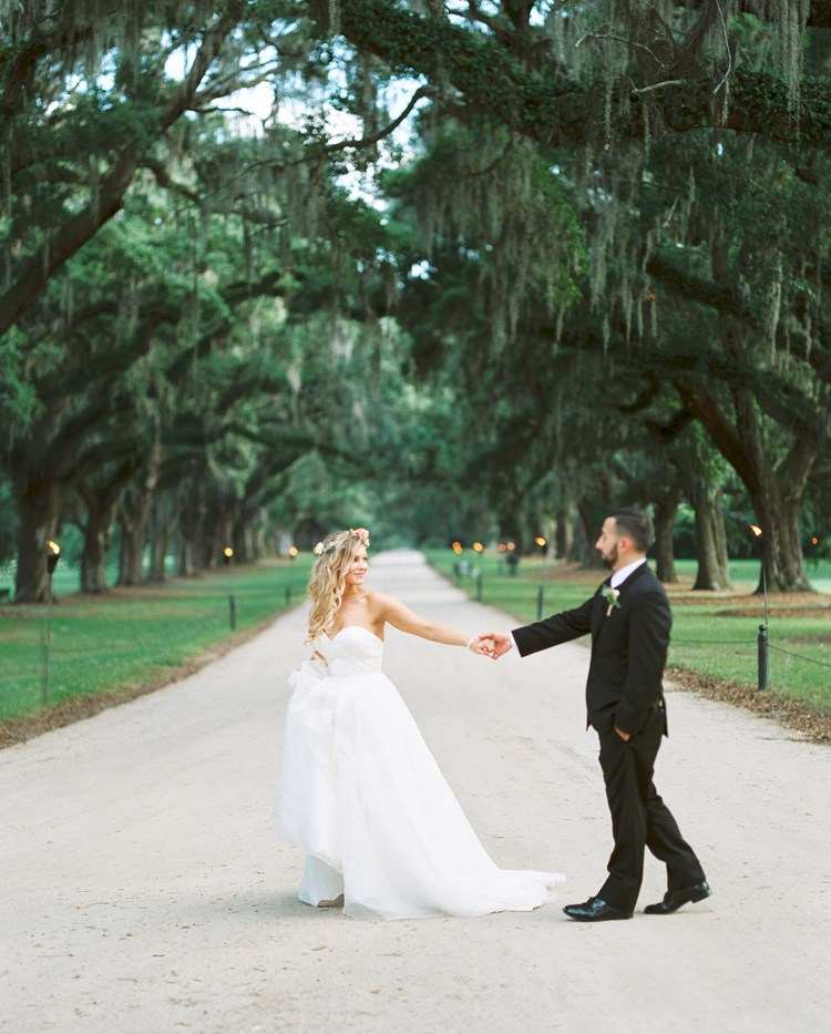 Peyton Gown || Photo by Rachael McCall Photography || Real Bride, Candice.