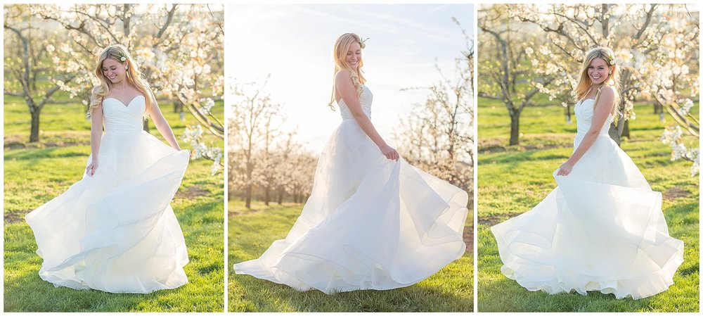Lily Gown || Photos by Kevin & Anna Photography || Styled Shoot