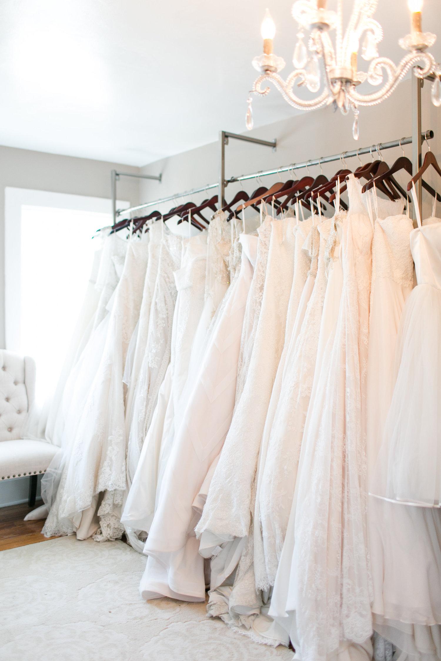 lead bridal consultant