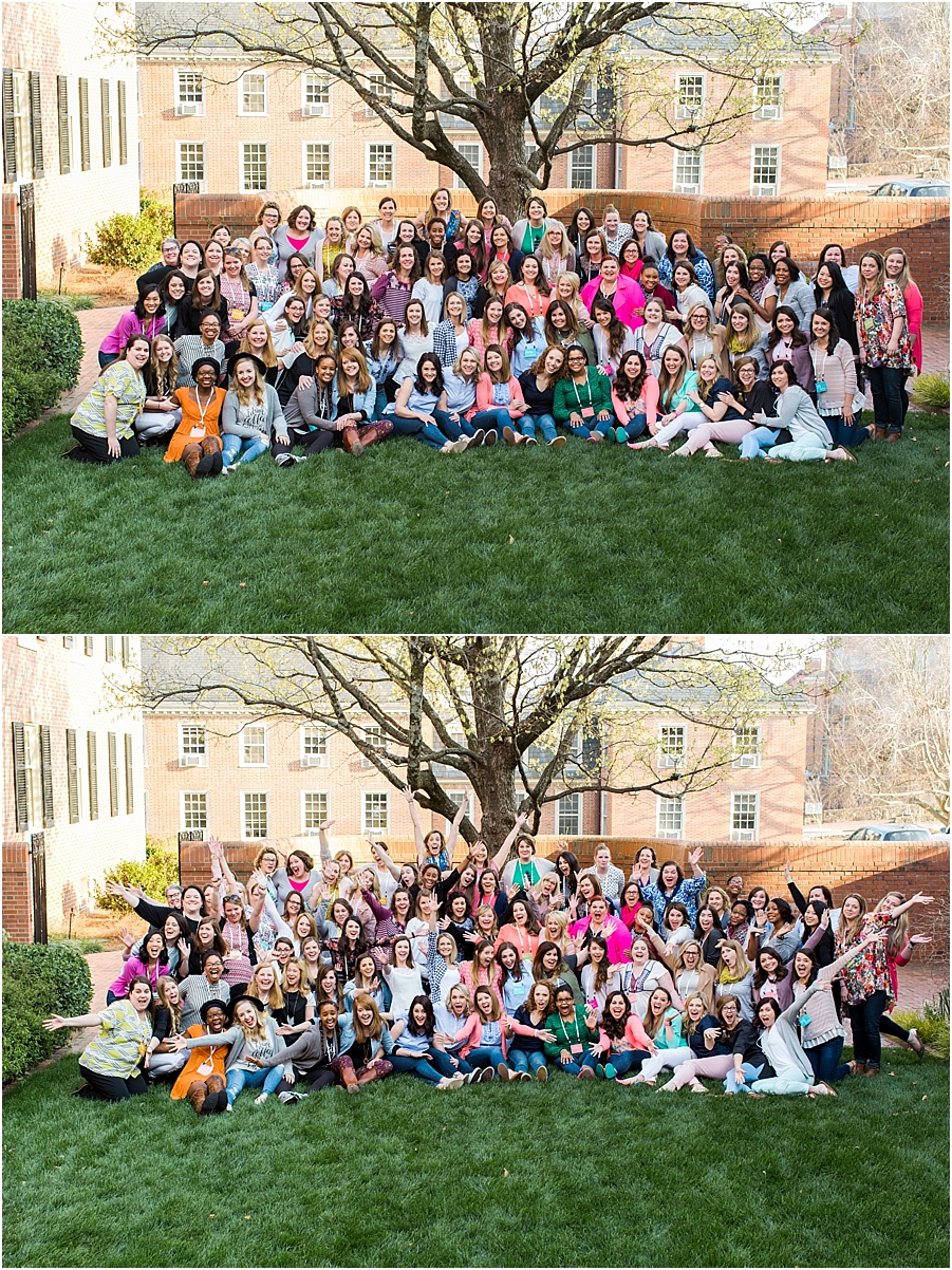 This amazing group of women will forever have a special place in our hearts. MTH 2017 :)