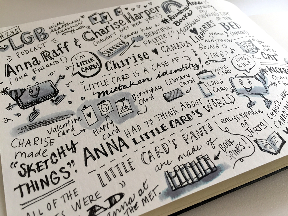 Graphic Notes by Lori Richmond