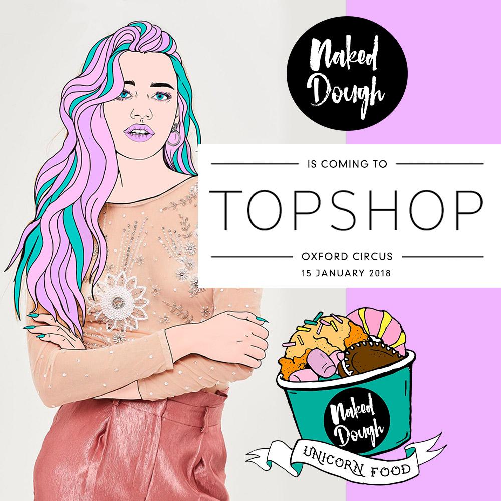 TOP SHOP Naked Dough