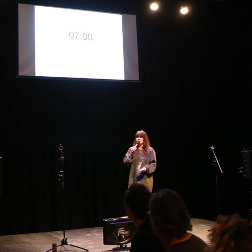 Pecha Kucha #19 - Work presentationFebruary 2016, Den Haag Reported by Jegens & Tevens