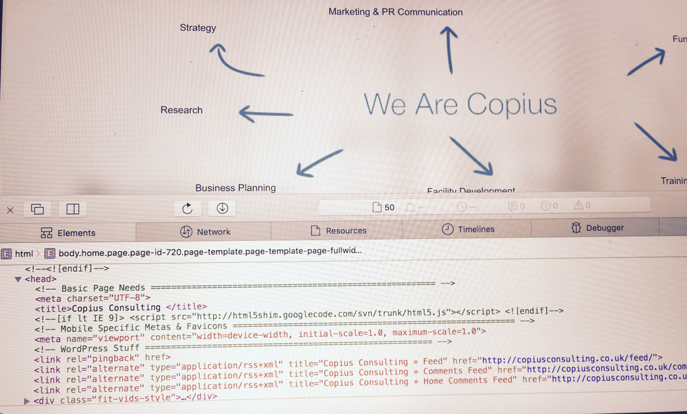 Knowing our Code