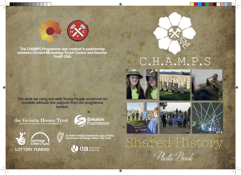CHAMPS Photo Book