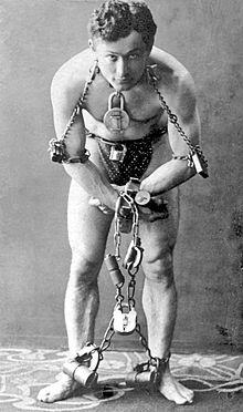 HARRY HOUDINI - 1899