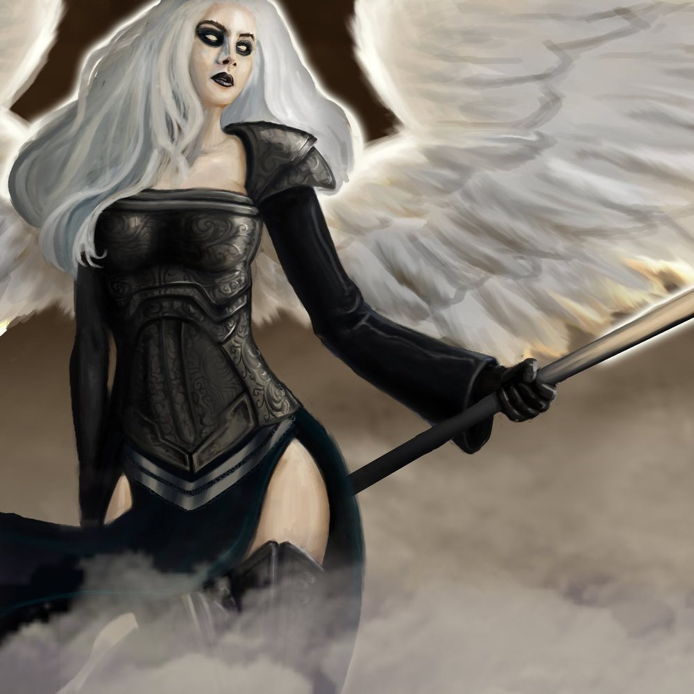 "Avacyn ""Is property of magic the gathering"""