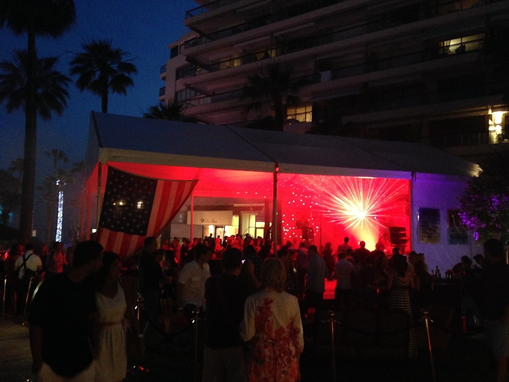 Music Producer and Guest DJ for Lion Award event in Cannes, France for client Jack Daniels