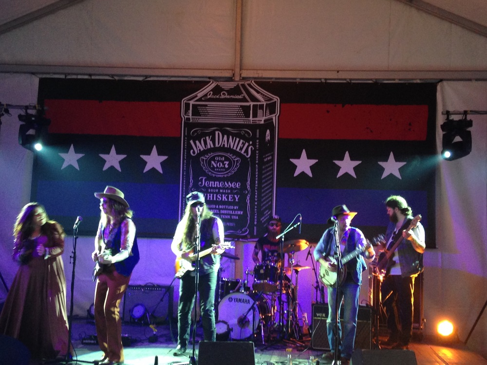 Music Producer and Guest DJ for Lion Award event in Cannes, France for client Jack Daniels. Banditos from Alabama, USA performing.