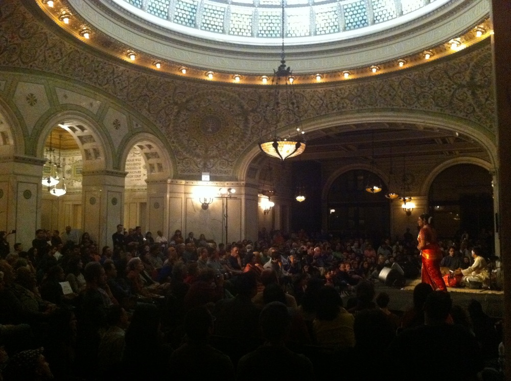 Co-Producer, Curator, Founder of Ragamala - The Annual all-night celebration of Indian Classical Music at Chicago Cultural Center as part of the city's World Music Festival