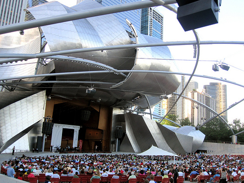 Creator and Producer of SHELebration! a live tribute event to the writing, art and music of Shel Silverstein. 9,000 people in attendance at Millennium Park, Chicago, 2009.