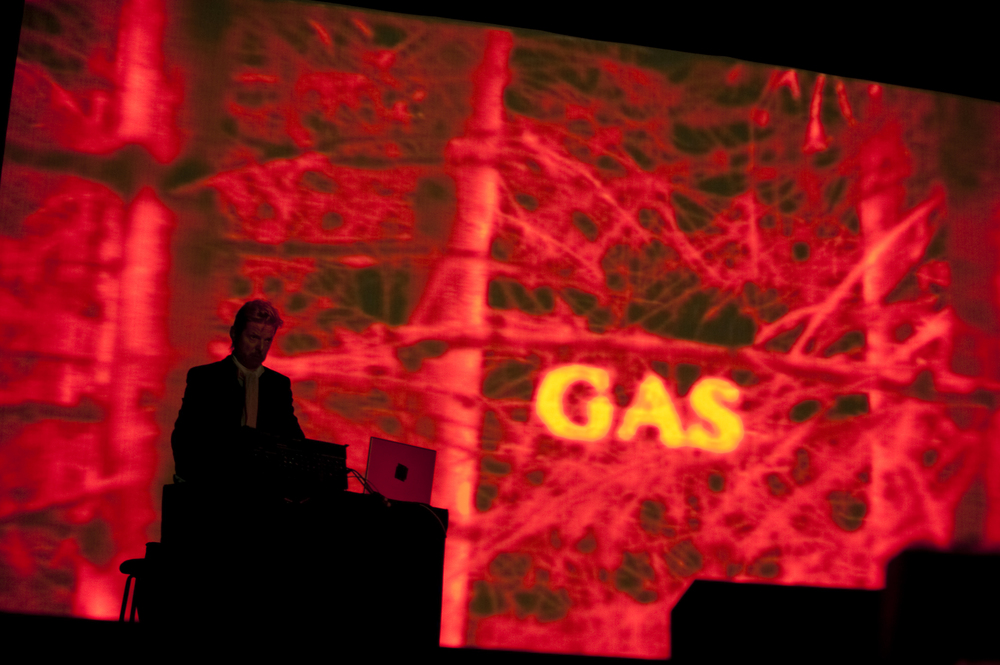 Creator, Producer and Curator of the OHM Multimedia concert series at the Chicago Cultural Center 2004 - 2011. German electronic artist, Wolfgang Voigt, aka Gas, makes his U.S. debut 2009.