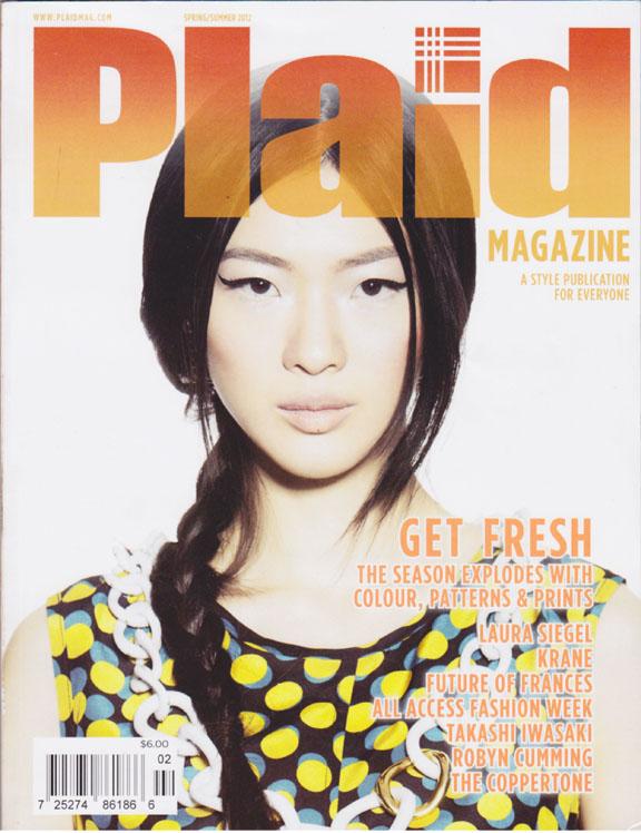 Anu Raina – Plaid Magazine  Plaid Magazine