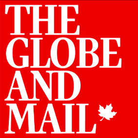 Anu Raina – Globe and Mail - Newspaper    Globe and The Mail