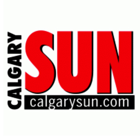 Calgary Sun  Silk Scarf