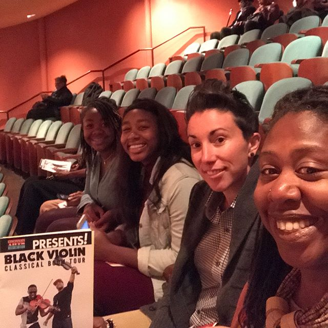 @blackviolin what an awesome show! Thank you!