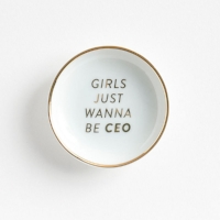 CEO Mini Trinket Dish