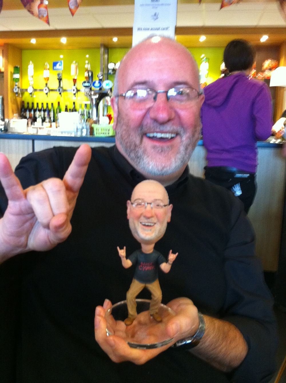 Pete with Bobblehead.jpg